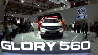 Hore, DFSK Glory 560 Mulai Dilirik Fleet Customer!