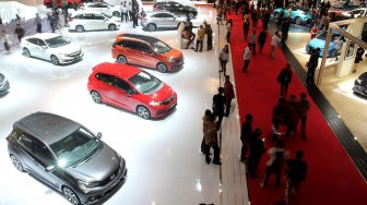 Pameran Otomotif Indonesia International Motor Show 2019