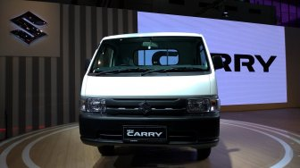 Pick Up Suzuki Carry Generasi Baru Mendarat di IIMS 2019