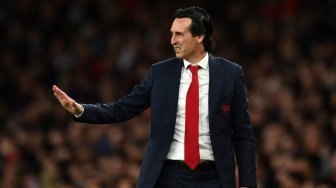 Arsenal Ungguli Valencia 3-1, Emery: Kans ke Final Masih 50-50