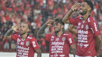 Live Streaming Bali United Vs Arema FC di Liga 1 2019, Duel Tim Papan Atas