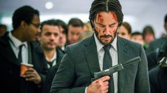 John Wick Beraksi di Game Fortnite