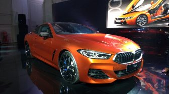Garang, All New BMW M850i xDrive Coupe Gendong Mesin V8 Terbaru