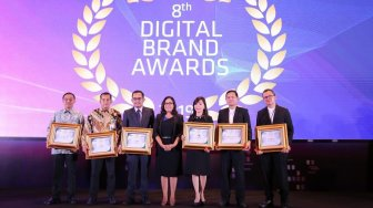 Bank BJB Raih Penghargaan Infobank Digital Brand Awards