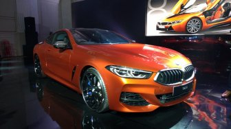 All New BMW M850i xDrive Coupe Resmi Meluncur di Indonesia