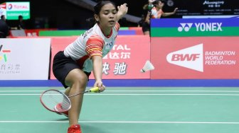 Piala Sudirman 2019: Gregoria Kandas, Indonesia vs China Taipei 1-1