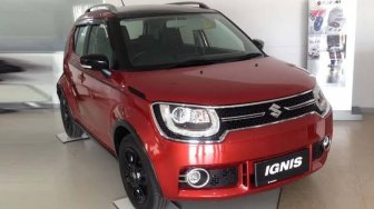 Suzuki Ignis, City Car yang Berbody Sporty dan Stylish