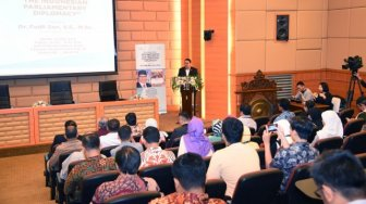 Fadli Zon Luncurkan Strengthening The Indonesian Parliamentary Diplomacy
