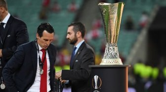 Gagal Juara, Unai Emery Optimis dengan Masa Depan Arsenal