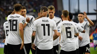 Jerman Hajar Estonia 8-0