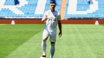Luka Jovic, Striker Baru Real Madrid