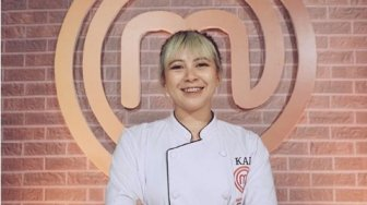 Gaya Tomboy dan Stylish ala Kai MasterChef Indonesia