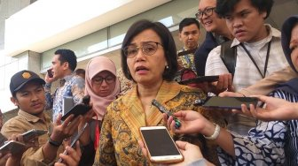 Seminar di London, Sri Mulyani Komitmen Kelola APBN dengan Green Finance