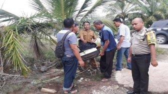 Heboh Warga Riau Temukan Koper dan Tas Penuh Sabu dan Ekstasi