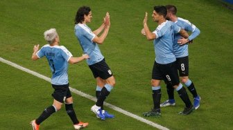 Preview Chile Vs Uruguay: Duel Tensi Tinggi