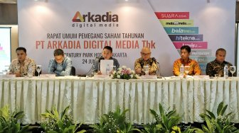 Gelar RUPST, Arkadia Digital Media Siap Tambah Modal