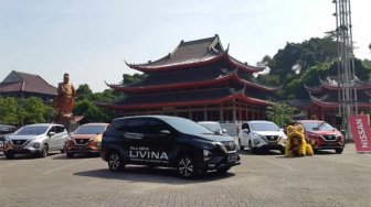 Nissan Test Drive All New Livina di Jateng dan DIY