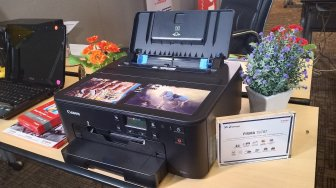 Datascrip Luncurkan Printer Rumahan Canon Pixma TS707