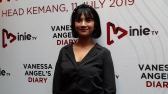 Bikin Video Endorse, Vanessa Angel Dituding Tak Gunakan Bra