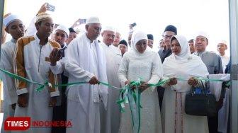 Gubernur Khofifah Resmikan Lembaga Pemeriksa Halal Center
