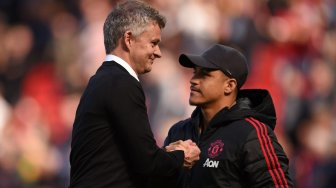 Solskjaer: Alexis Sanchez Pemain Hebat, Good Luck di Inter Milan!