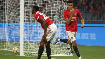 Wonderkid Man United, Rashford Puji Greenwood Setinggi Langit