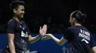 Indonesia Open 2019: Pulangkan Wakil India, Tontowi / Winny Bidik Semifinal