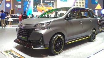 Xenia Modification Usung Konsep Youth Sporty di GIIAS 2019