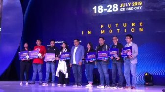 Teknologi Keamanan Jadi Fokus GIIAS 2020 The Series