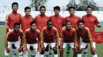 Link Live Streaming Timnas Indonesia U-16 vs Filipina
