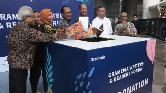 Gramedia Writers and Readers Forum (GWRF) 2019