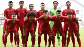Link Live Streaming Timnas Indonesia vs Myanmar Piala AFF U-18 2019