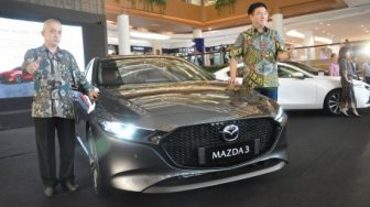 Sah! All New Mazda 3 Mengaspal di Medan