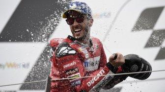 Manajernya Dihubungi Honda, Andrea Dovizioso Kembali ke MotoGP?