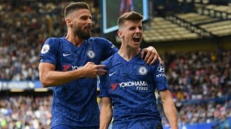 Fulham Vs Chelsea: The Blues Menang 1-0