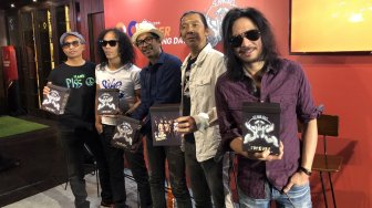 Album ke-23, Slank Rekaman di Lokananta