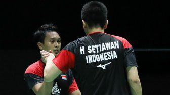 Kejuaraan Dunia Bulutangkis 2019: Sengit, Hendra / Ahsan ke Perempat Final