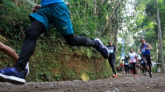 Situ Gunung Trail Run (SGTR) 2019