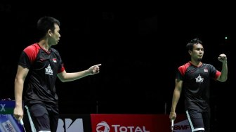 China Open 2019: The Daddies dan FajRi Melaju ke Semifinal
