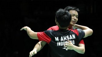 Hendra/Ahsan ke Final, Indonesia Pastikan Satu Gelar di China Open 2019