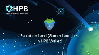 Game Blockchain Evolution Land Kini Tersedia di HPB Wallet
