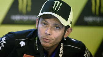 Best 5 Otomotif Pagi: Aksi Valentino Rossi, Drive-through Coronavirus