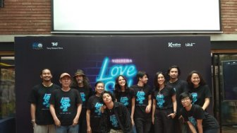 Gading Marten Dipastikan Tak Ada di Film Love For Sale 2