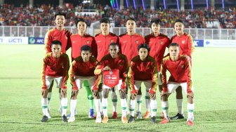 Link Live Streaming Timnas Indonesia U-16 vs Kepulauan Mariana Utara