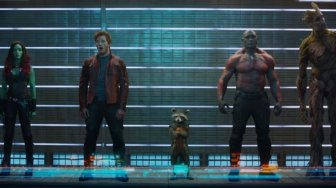 Guardians of the Galaxy Hadir di Film Ke-4 Thor
