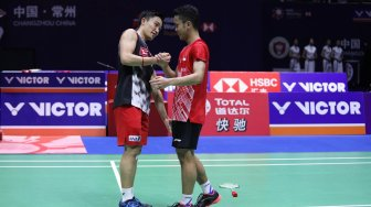 Gagal Pertahankan Gelar di China Open 2019, Ini Kata Anthony