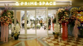 Soft Opening Prime Space