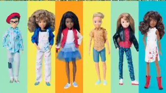 Semakin Inklusif, Mattel Rilis Barbie Netral Gender