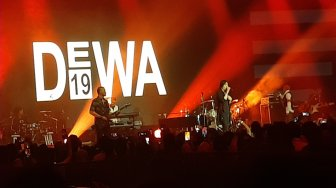 Nostalgia 1990-an, Konser The Best of Dewa 19 with Once Mekel Pecah