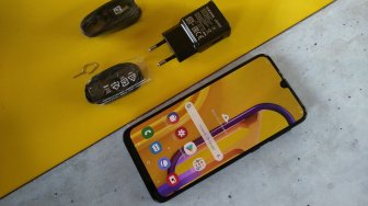 Unboxing Samsung Galaxy M30s
